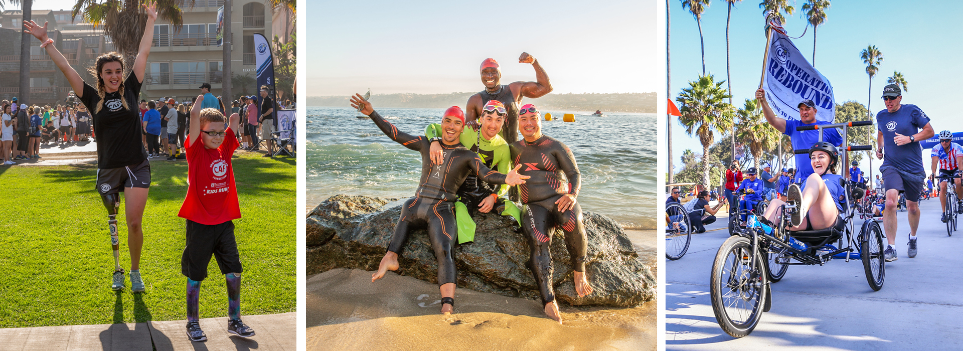 26th Annual Aspen Medical Products San Diego Triathlon Challenge