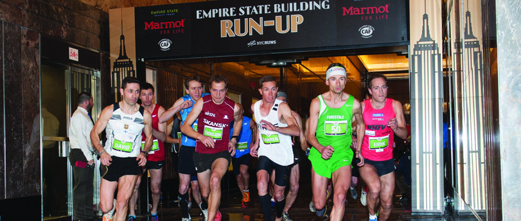 Empire State Run Up 2017