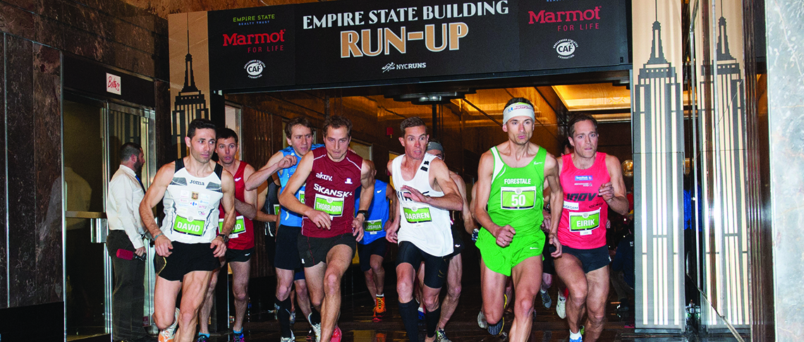 Empire State Run Up 2017
