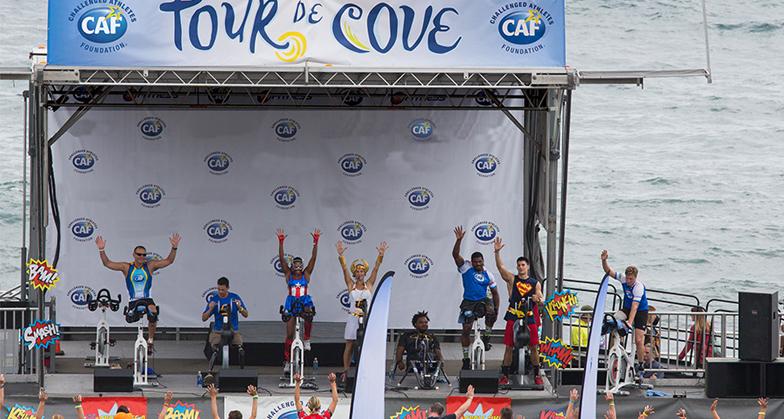 Tour De Cove San Diego Triathlon Challenge