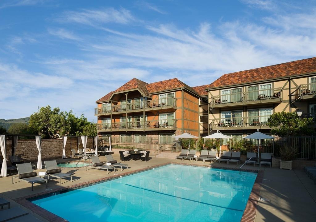 Hotel Corque Solvang