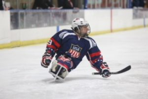 Kevin Mckee_ Sled Hockey 2
