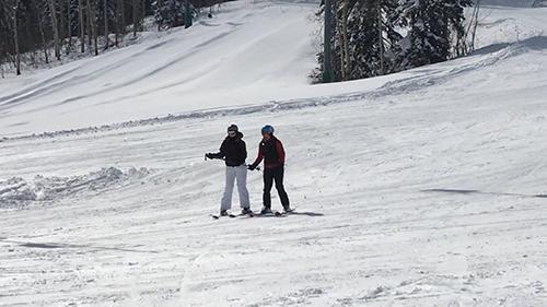 Samantha Bodger_adaptive skiing_2