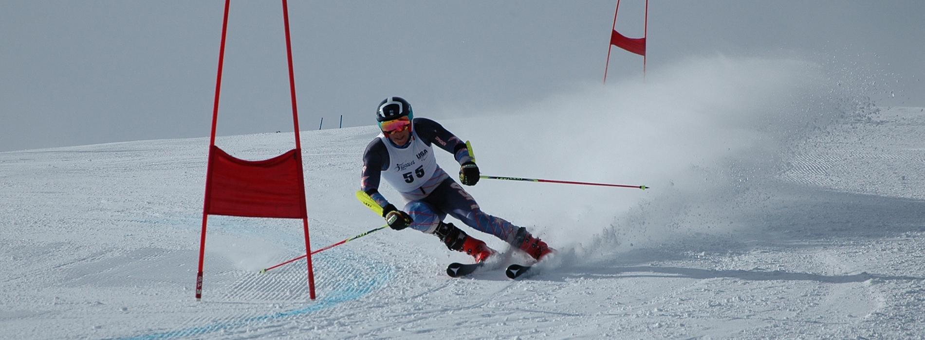 Tyler Carter_Team USA Sit Ski