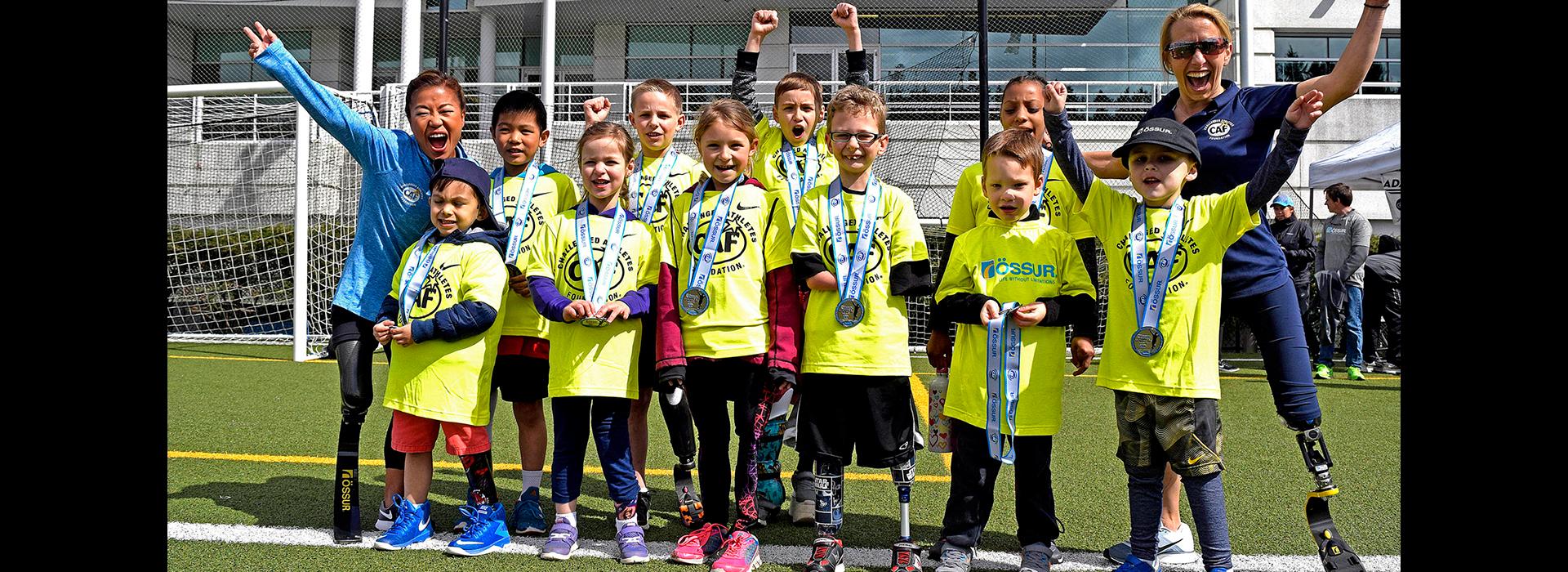 2018 Team Caf Athletes_Grant Funding