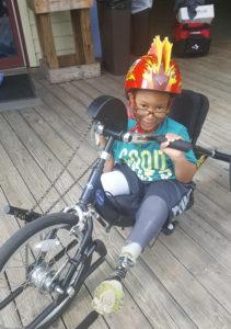 logan handcycle