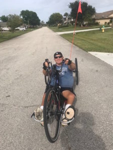 mike handcycle