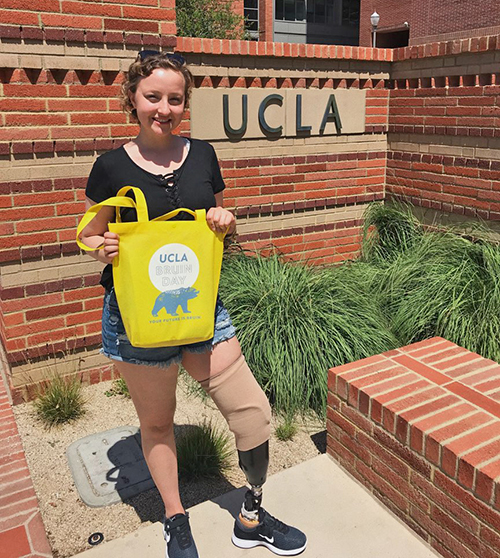 Samantha Bodger UCLA