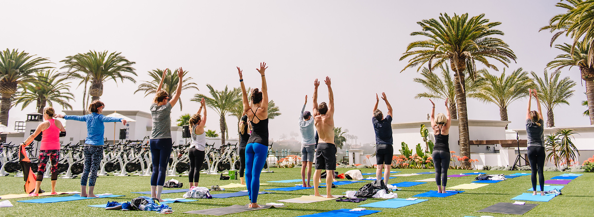 KAISER PERMANENTE THRIVE YOGA BY THE SEA