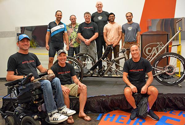 Lance Weir Bike Group