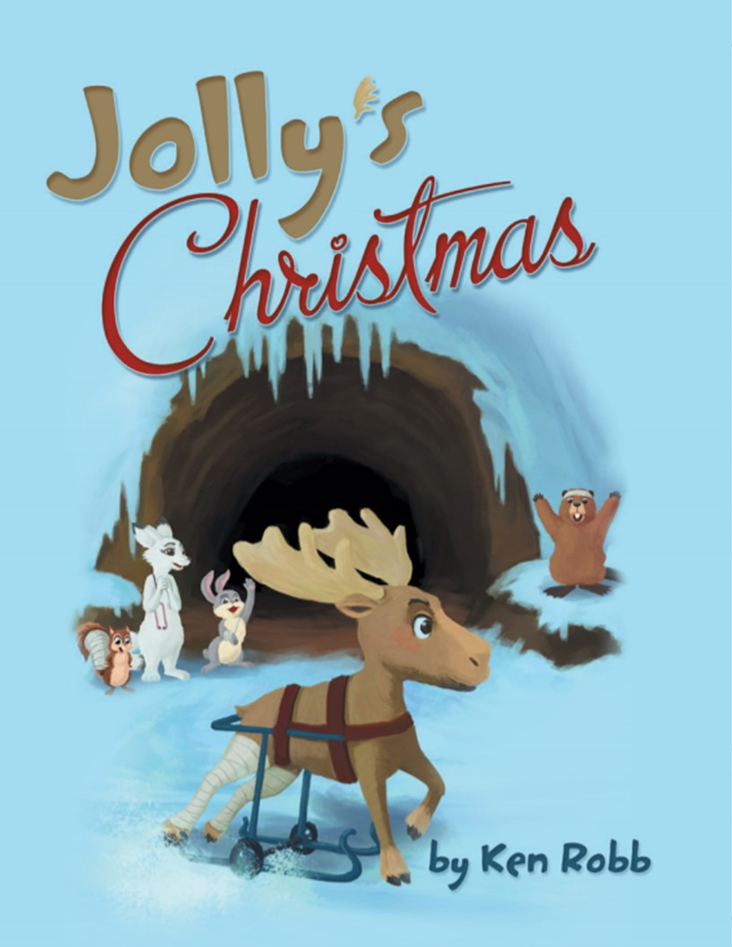 Jolly's Christmas Book