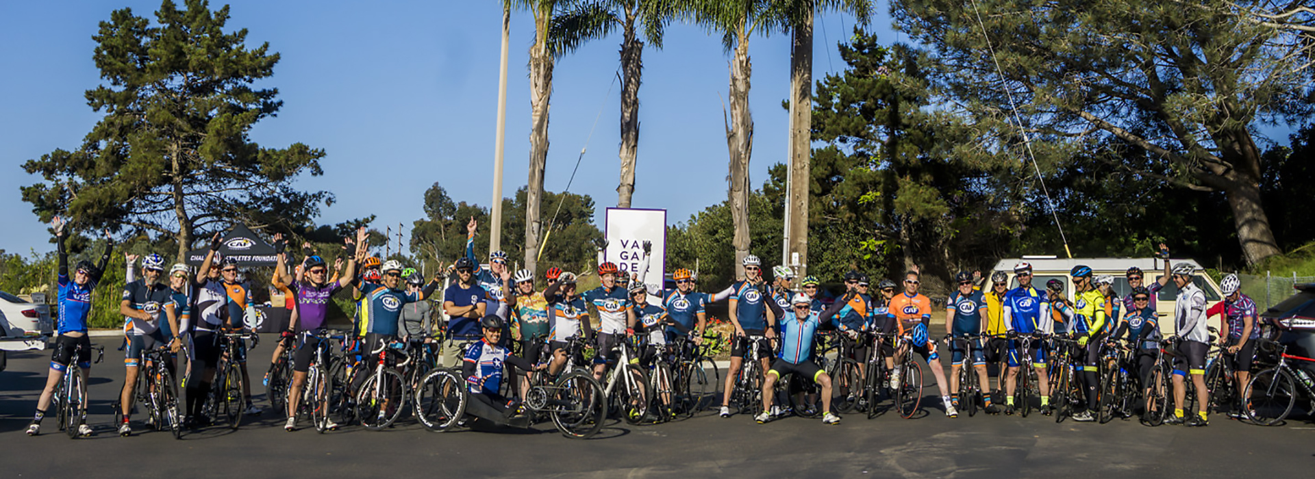 CAF Cycling Club - Challenged Athletes Foundation