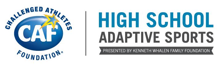 CAF HS Adaptive Sports Program