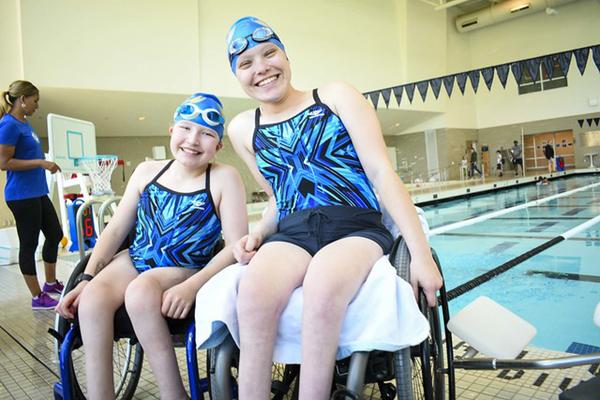 Elite Summer Sports--Adaptive Swim_Kayla Bolnick