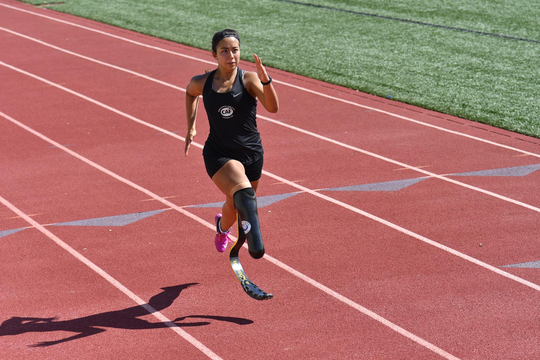 Ella Rodriguez sprinting_CAF