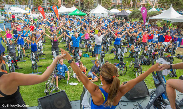 Tour De Cove at the San Diego Triathlon Challenge_2016