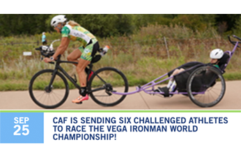 Blog-CAF sending athletes to the IRONMAN World Championship in Kona