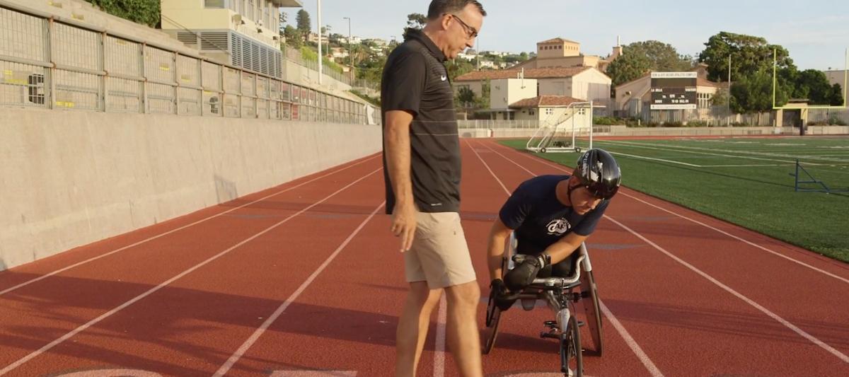 Wheelchair Racing-Coaching Tips