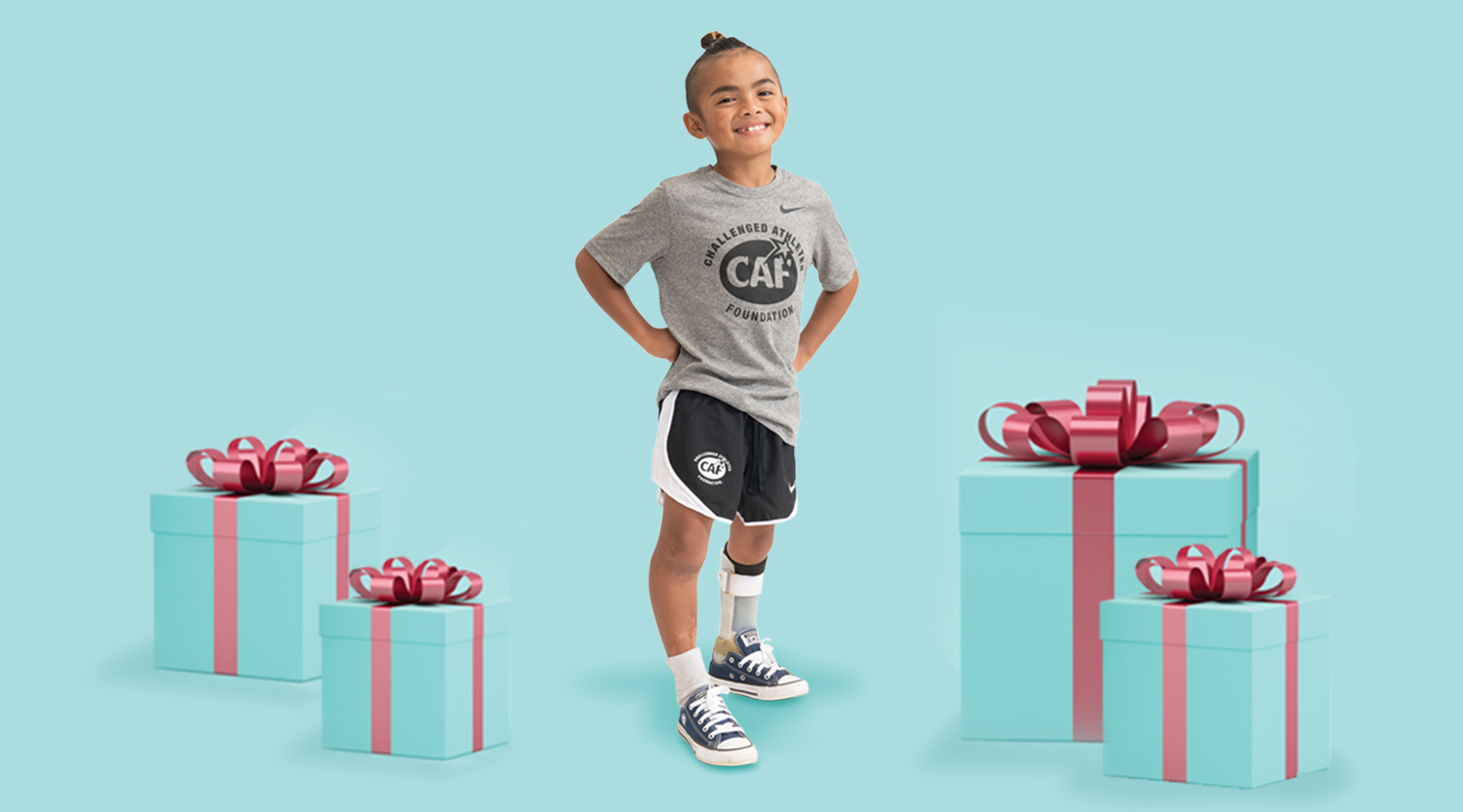 Jonah Villamil for 2019 CAF Holiday Campaign