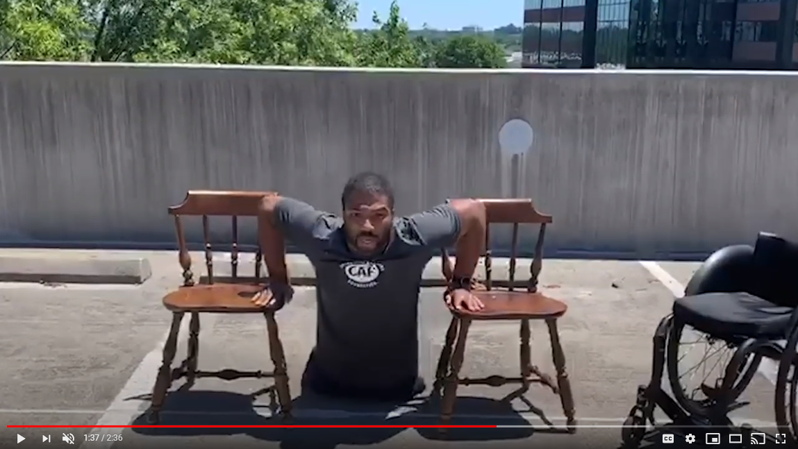 Trevon Dips Video Screenshot