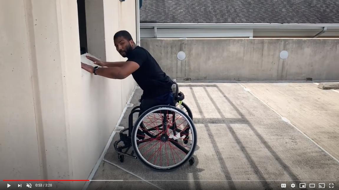 Trevon Push Ups Video Screenshot